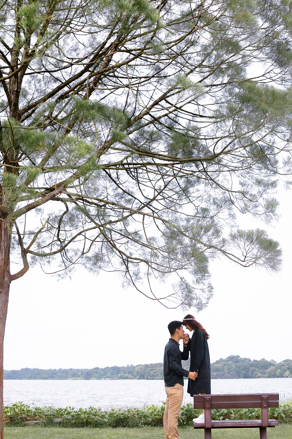 Equarius Photography Singapore Prewedding at Upper Seletar Resevoir