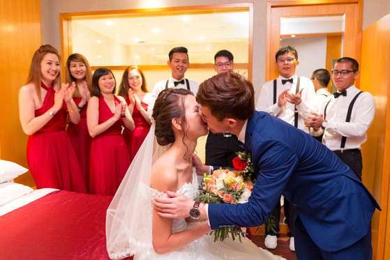 Happily Ever After |Wedding at M Hotel Singapore