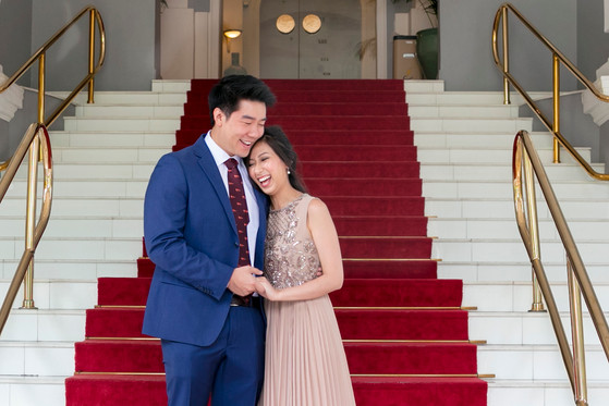 Actual Day Wedding| Goodwood Park Hotel