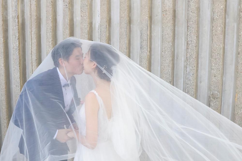 Equarius Photography Wedding Photoshoot at Marina Barrage
