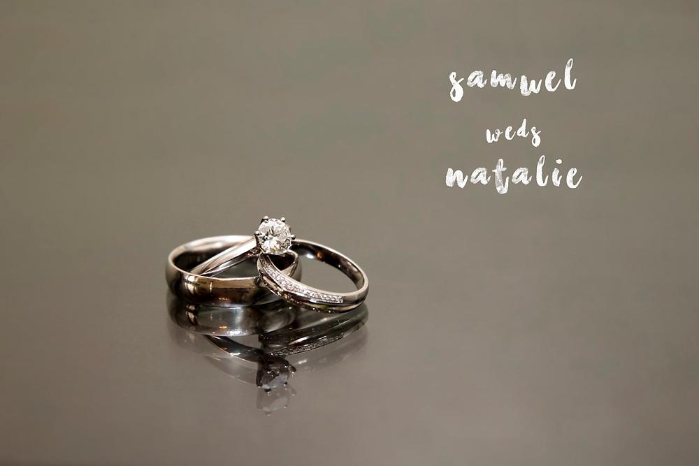 Wedding at Goodwood Park Hotel| Wedding Rings