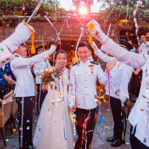 Wedding of Derry & Adeline