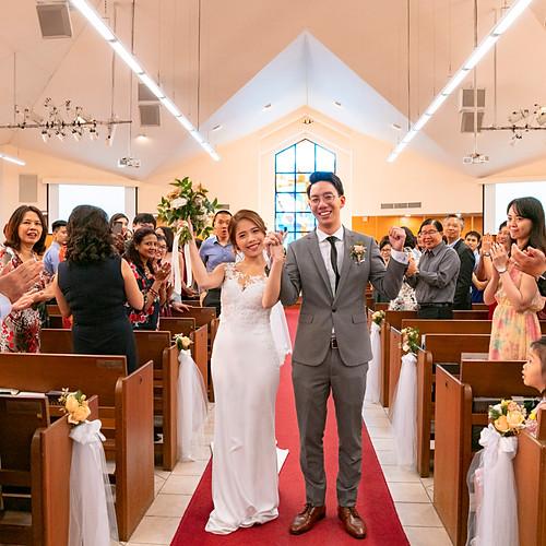 Wedding of Daniel & Sarah