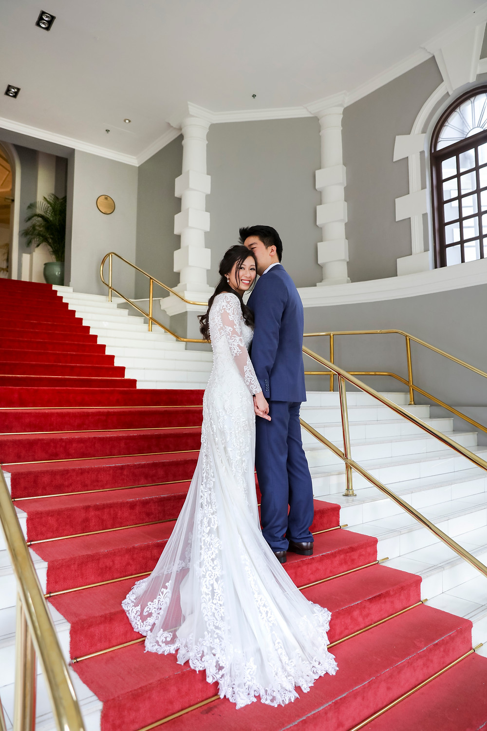 Wedding at Goodwood Park Hotel| Happily Married