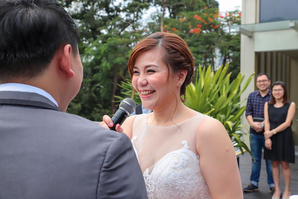 Wedding at Hotel Fort Canning Singapore| Equarius Photography