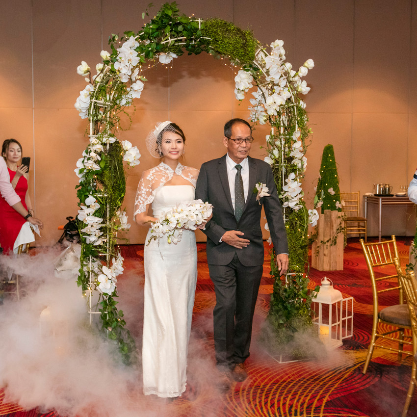 Wedding Equarius Photography
