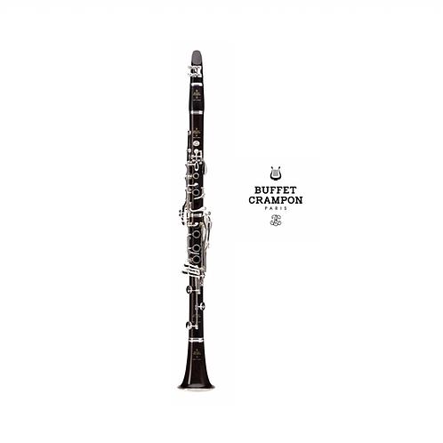 Clarinete A Buffet Crampon  R13 prestige