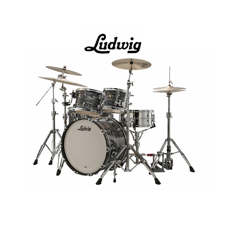 SHELLPACK LUDWIG CLASSIC MAPLE MOD 22, 10, 12, 16