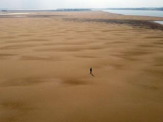 A catastrófica reação em cadeia à seca do rio Paraná