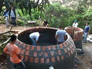 Biossistema: uma saída sustentável para tratar esgoto em favelas