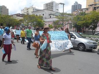 População luta contra a privatização da água no sul mineiro