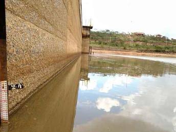 Informações sobre níveis de reservatório de água poderão vir a ser obrigatórias