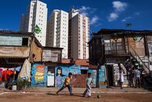 Padrão de disseminação urbana da COVID-19 reproduz desigualdades territoriais 22 de maio de 2020