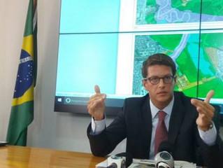 Promotores pedem investigação criminal contra secretário estadual do Ambiente