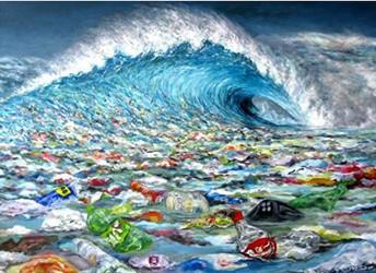 Mares e rios brasileiros sofrem com poluição por microplásticos
