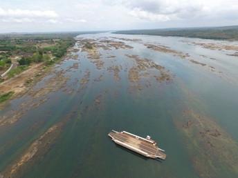 A insana transposição do Rio Tocantins
