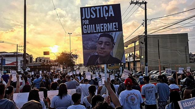 Vila Clara: ato na periferia de SP pede justiça pelo assassinato de adolescente