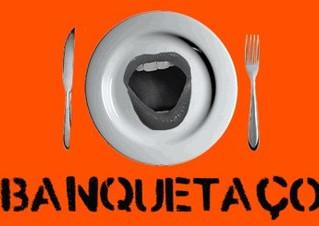 Em oposição à ração humana, agricultores e chefs promovem banquetaço em SP