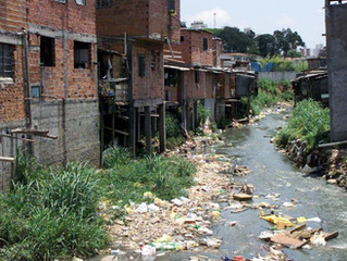 Um em cada quatro brasileiros convive com esgoto a céu aberto, diz ANA
