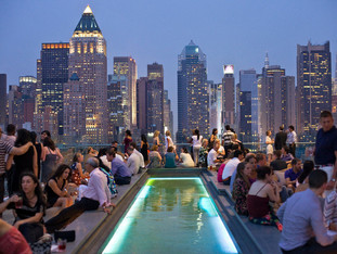 New York Summer means Rooftop Bars