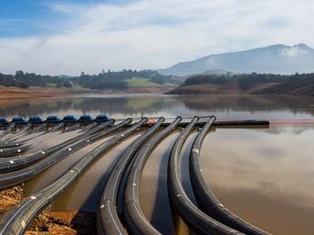 SP: nível de reservatórios está abaixo do período pré-crise