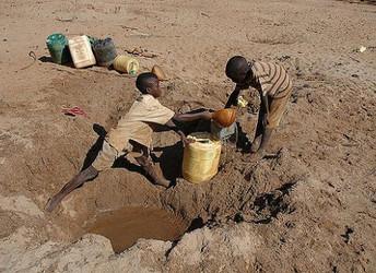 Água, a tragédia invisível