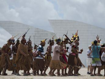 Brasil é o país mais perigoso do mundo para ambientalistas