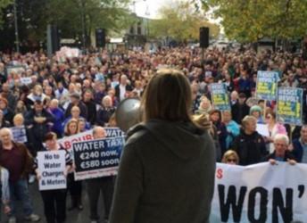 Água: as cidades contra a privatização