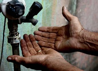 Com racionamento, moradores repensam o consumo de água no Distrito Federal