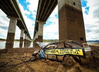 Brasil acende alerta para crise hídrica parecida com falta de água histórica de 2014