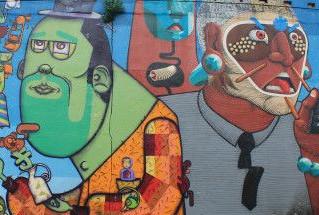 São Paulo: as cosméticas urbanas de Dória