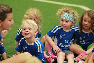 Chantilly kids soccer classes