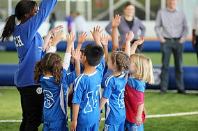 Northern Virginia DC youth soccer classes