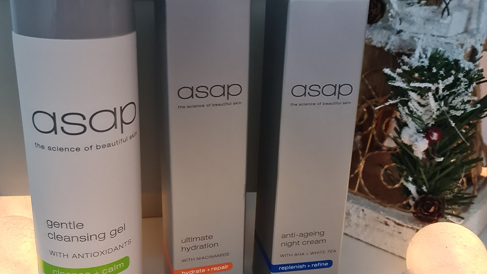 Christmas Gift Set - Hydrate and Anti Ageing