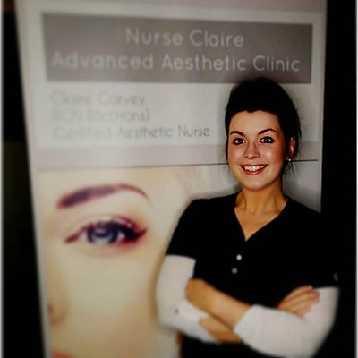 Who is Nurse Claire Aesthetics___Nurse C