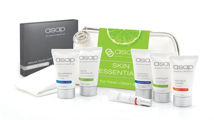 Skin Essentials Pack