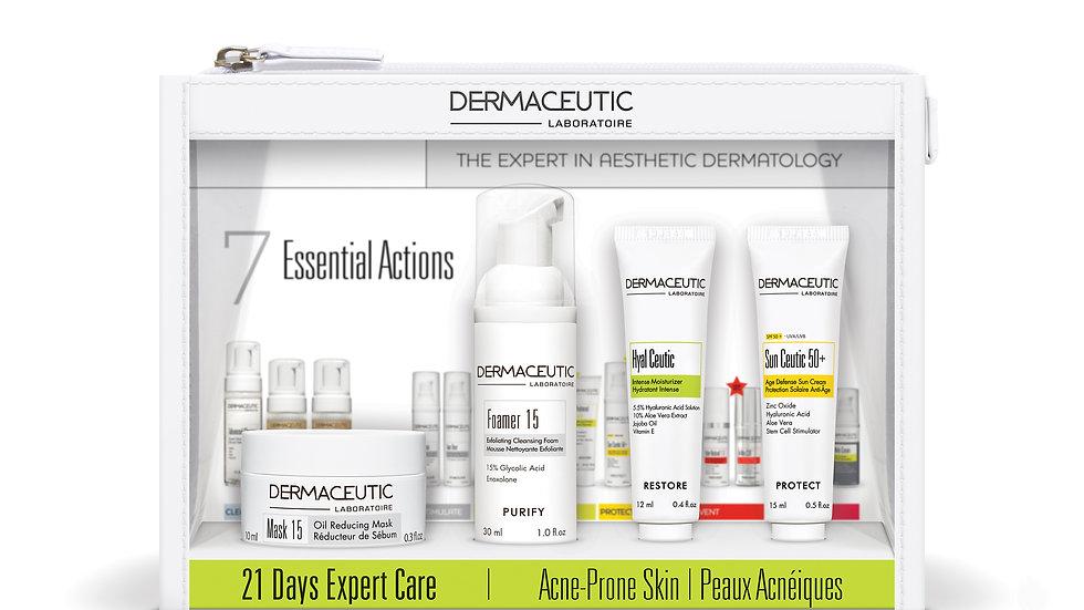 Acne Prone Skin Expert Care Kit