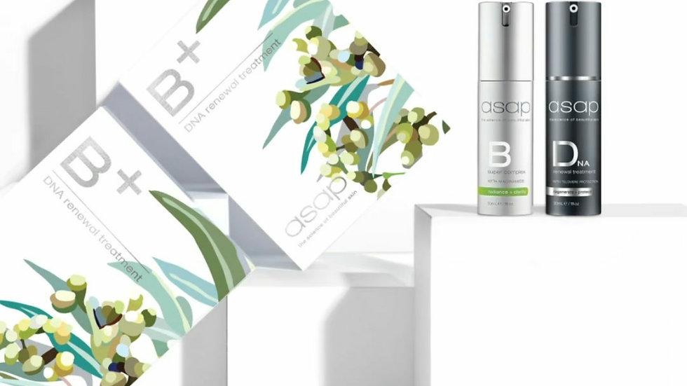 Serum Collection - Super B Complex & DNA Renewal Treatment