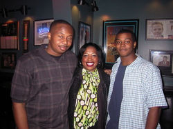 Roy Wood Jr., Adele Givens