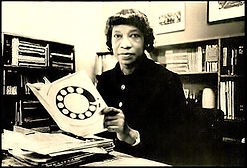 Phyllis Wallace II BW Black Enterprise -