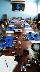 Scubapro Repair Workshop