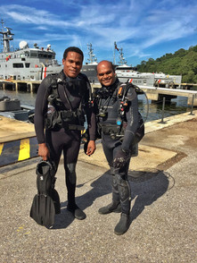 Solomon Baksh Coast Guard
