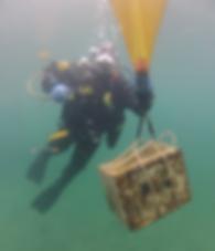 Underwater Criminal Investigators, UCI, PADI Public Safety Diver, Solomon Baksh, The Dive Tribe Limited, Scuba Class Trinidad