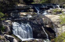 Agnes Falls, Toora