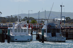 Boats at Port Welshpool