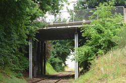 Leongatha, Overhead Bridge