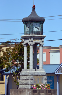 Foster Clock Tower