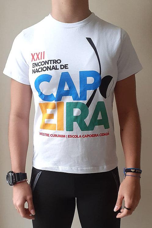 CAMISETA XXII ENCONTRO DE CAPOEIRA - BCA