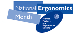 October Is Ergonomics Awareness Month!