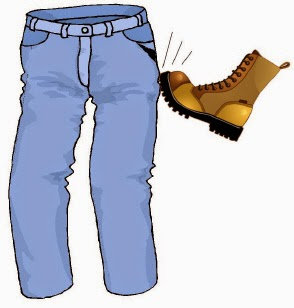 SWAT Kick-N-Pants  Installment #1